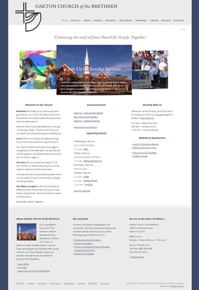 Oakton-website
